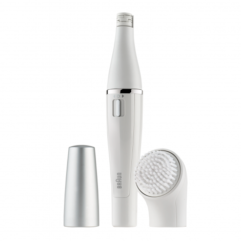 Braun Face SE810 Facial Epilator & Cleanser