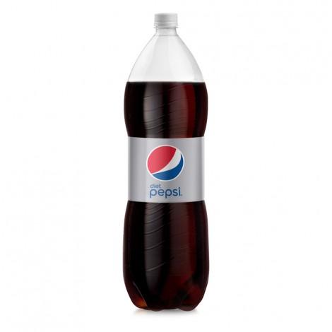 Diet Pepsi, Carbonated Soft Drink, Plastic Bottle, 2.25 Litre