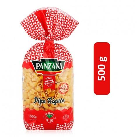 Panzani Pipe Rigate Pasta - 500 g