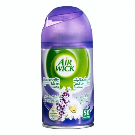 Air Wick Air Freshener Freshmatic Refill Lavender and Camomile, 250ml