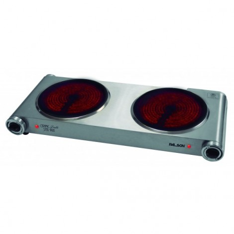 Palson Double Ceramic Steel Plate 30991