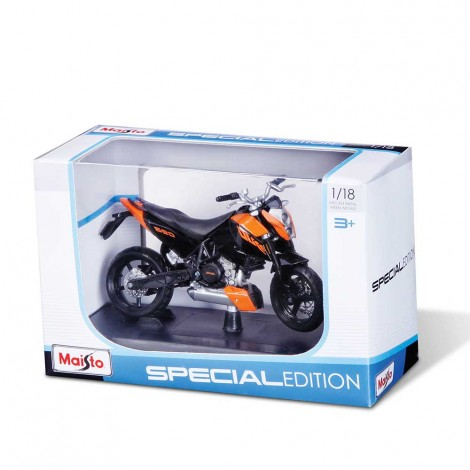 Maisto 1:18 Se Motorcycles (With Stand), 39300