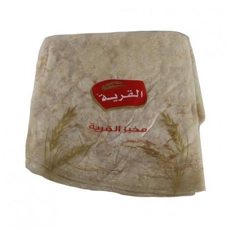 Al qarya Saj Bread White 400gm