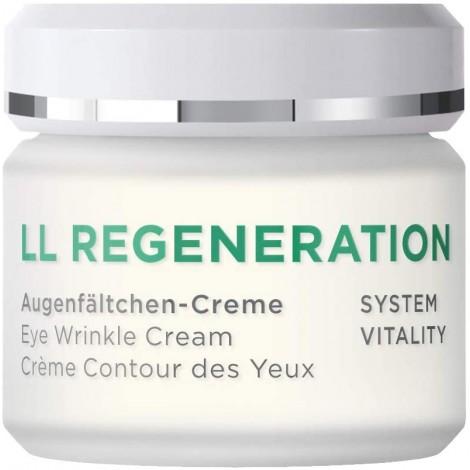 Annemarie Borlind, LL Regeneration Eye Wrinkle Cream 30ML