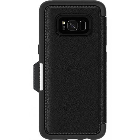 Otterbox Strada Series Folio Cases For Galaxy S8 Onyx