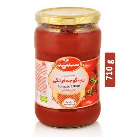 Somayeh Tomato Paste - 710 g