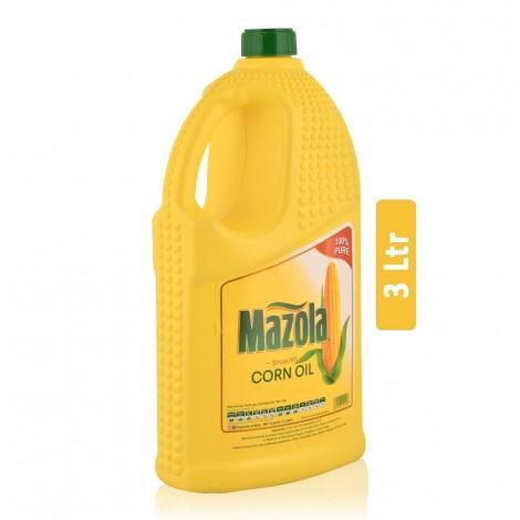 Mazola Corn Oil - 3 Ltr