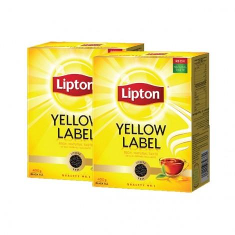 Lipton Tea 400+400gm