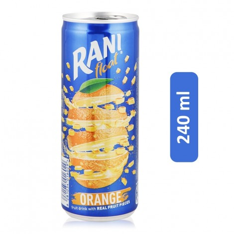 Rani Float Orange Fruit Drink - 240 ml