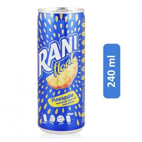 Rani Float Pineapple Fruit Drink - 240 ml