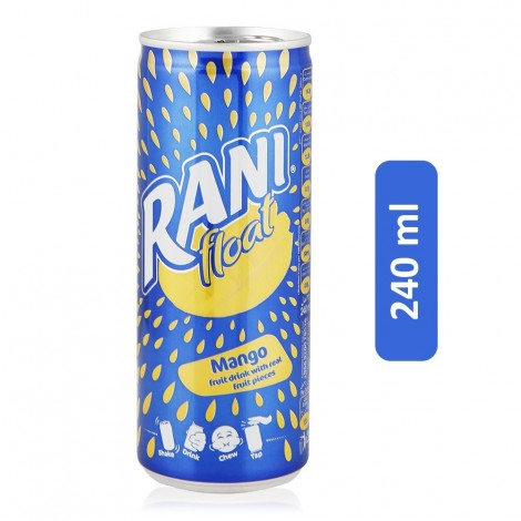 Rani Float Mango Fruit Drink - 240 ml