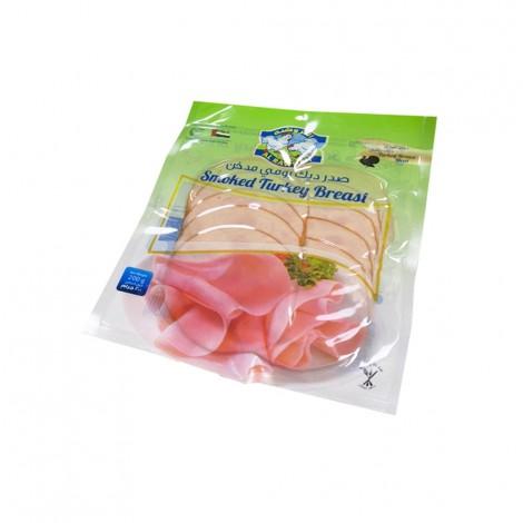 Al Rawdah Smoked Turkey Breast Meat - 200 g