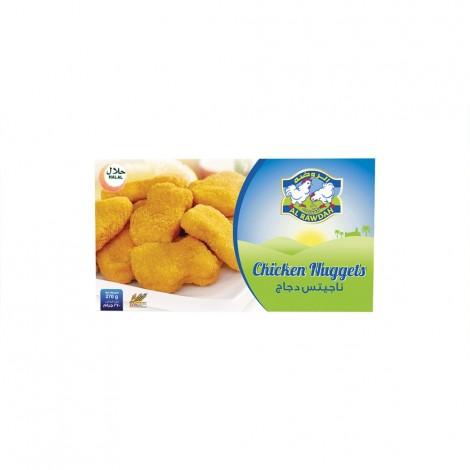 Al Rawdah Chicken Nuggets - 270 g