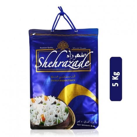 Shehrazade Indian Basmati Rice - 5 Kg