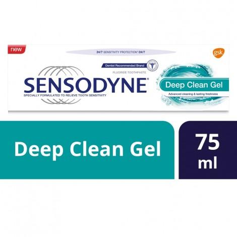 Sensodyne Deep Clean Toothpaste 75ml