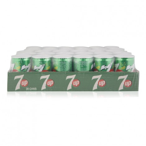 7 UP Mini Soft Drink - 30 x 150 ml
