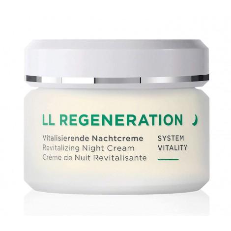 Annemarie Borlind, LL Regeneration Night Cream 50ML