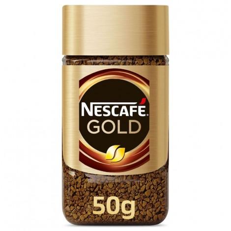 NESCAFE GOLD Instant Coffee 50g Jar
