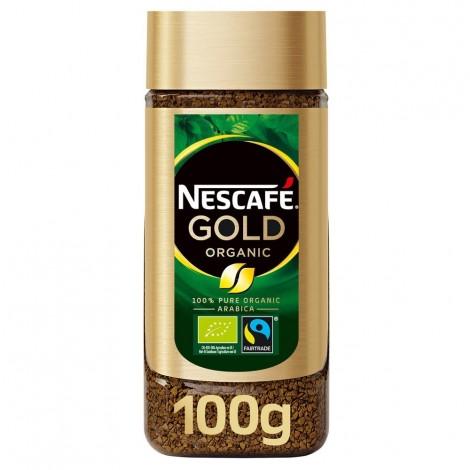 Nescafe GOLD Organic 100g