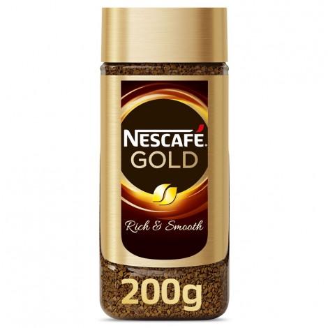 NESCAFE GOLD Instant Coffee 200g Jar