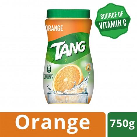 Tang Orange Flavoured Juice 750g