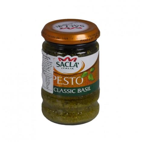 Sacla Classic Basil Pesto 190g
