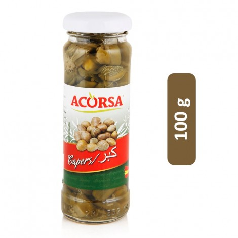 Acorsa Pickled Capers - 100 g
