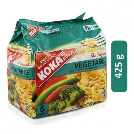 Koka Original Vegetable Instant Noodles - 425 g