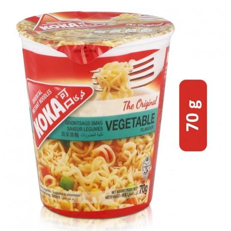 Koka Original Vegetable Instant Noodles - 70 g