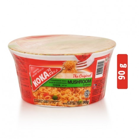 Koka Mushroom Instant Noodles - 90 g