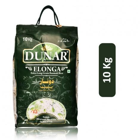 Dunar Elonga Basmati Rice - 10 Kg