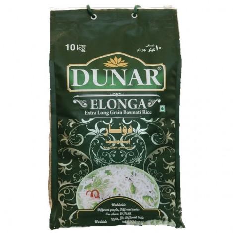 Dunar Elonga Basmati Rice 10kg