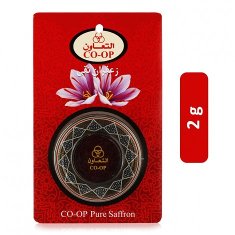 CO-OP Pure Saffron - 2 g