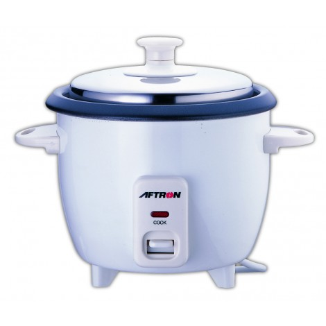 Aftron Rice Cooker 1.8 Ltr With Vegetable Steamer, AFRC1800A