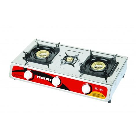 Nikai Triple Gas Burner - NG845
