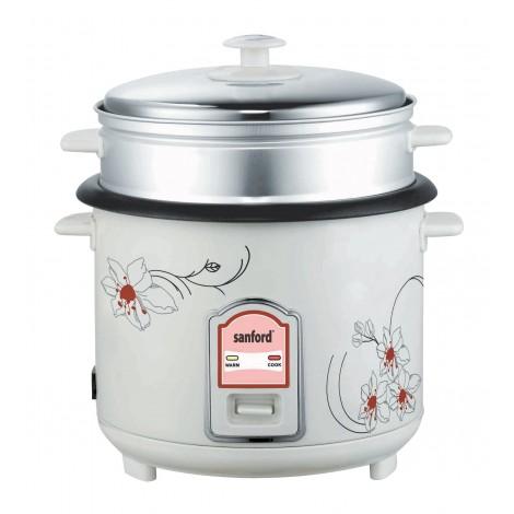 Sanford 2.8L Rice Cooker, SF2503RC BS