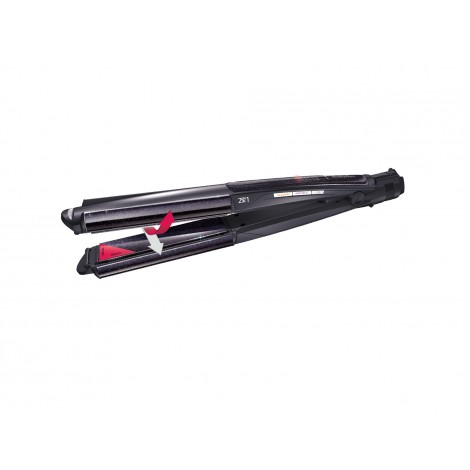 BaByliss 2 in 1 i-curl Hair Straightener & Curler, ST330SDE