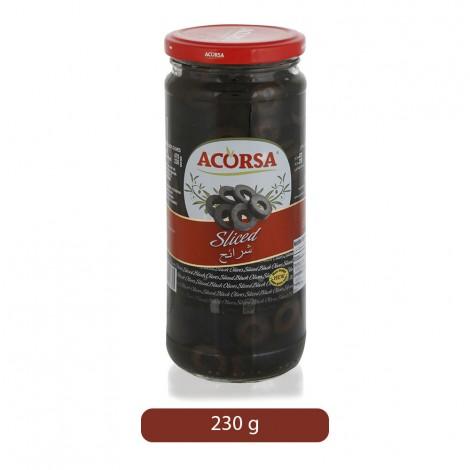 Acorsa-Sliced-Black-Olives-230-g_Hero