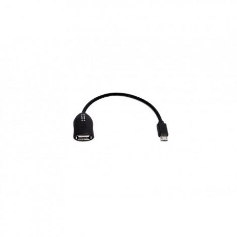 Aiino - Samsung OTG Cable for Samsung with micro USB