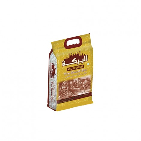 Al Braka Premium Basmati Rice - 20 Kg