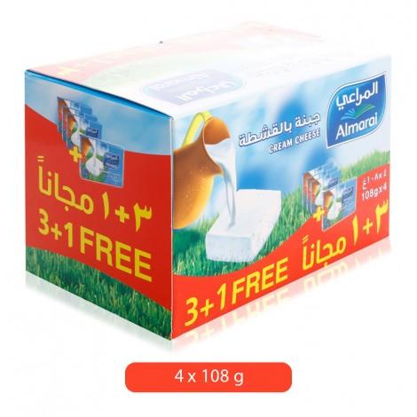 Almarai-Cream-Cheese-4-x-108-g_Hero
