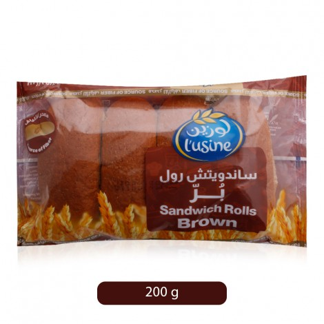 Almarai-L'-usine-Brown-Sandwich-Roll-200-g_Hero