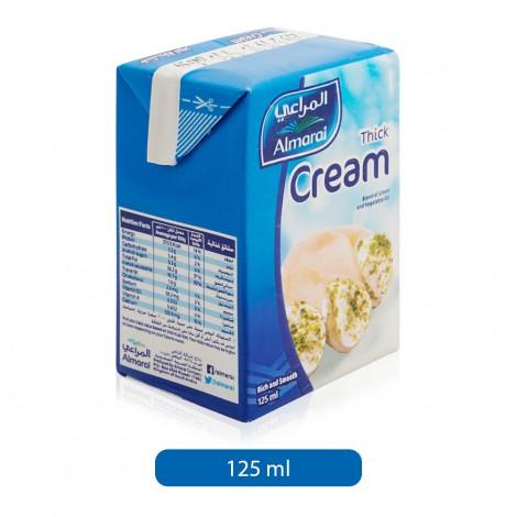 Almarai Thick Rich and Smooth Cream - 125 ml