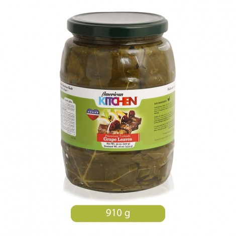 American-Kitchen-Premium-Turkish-Grape-Leaves-910-g_Hero