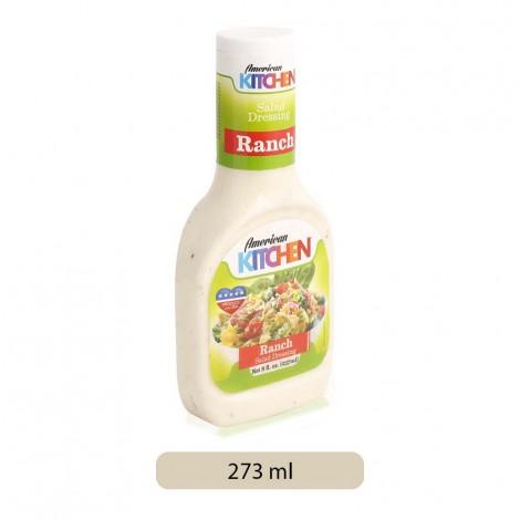 American Kitchen Ranch Salad Dressing - 237 ml