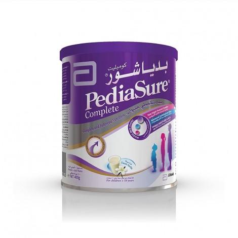 Pediasure Complete Vanilla Formula Milk - 400g Tin, CABN000128