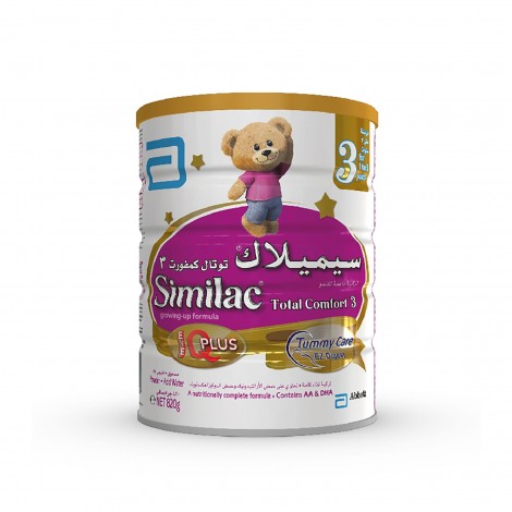 Similac Total Comfort Stage-3 820 gm