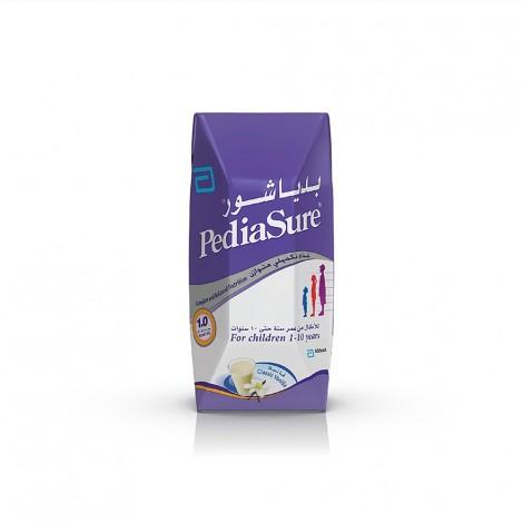 Pediasure Vanilla Liquid 200ml Tetrapack