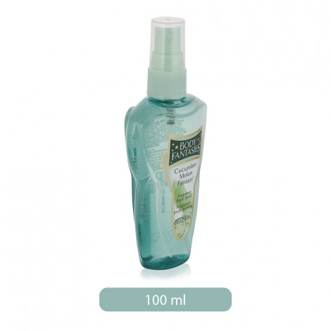Body-Fantasies-Cucumber-Melon-Fantasy-Fragrance-Body-Spray-100-ml-Parfums-De-Coeur_Hero