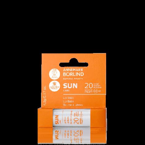 Annemarie Borlind, Sun Care SPF20 Lip Balm 5G